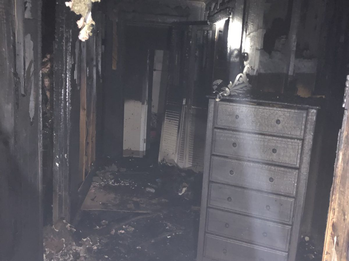 Home of Jones Co. pastor damaged by early-morning fire