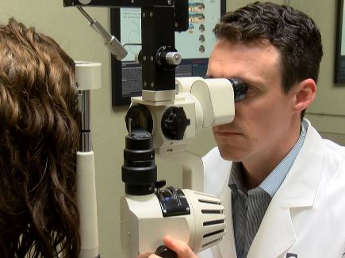 Ophthalmologist warns of sight-stealing disease