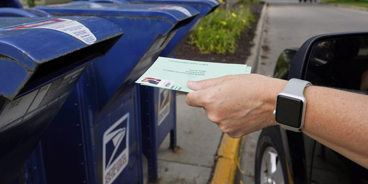 North Carolina kicks off mail voting amid spike in requests