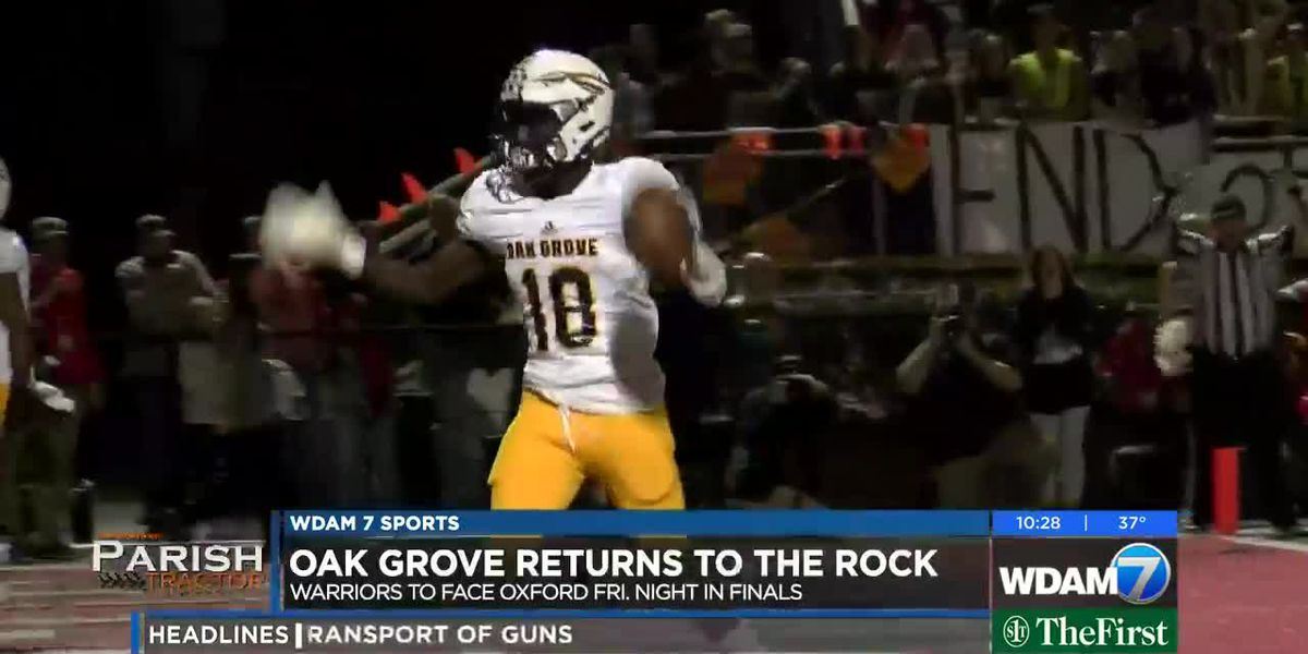 Oak Grove set to face Oxford in second straight state championship appearance