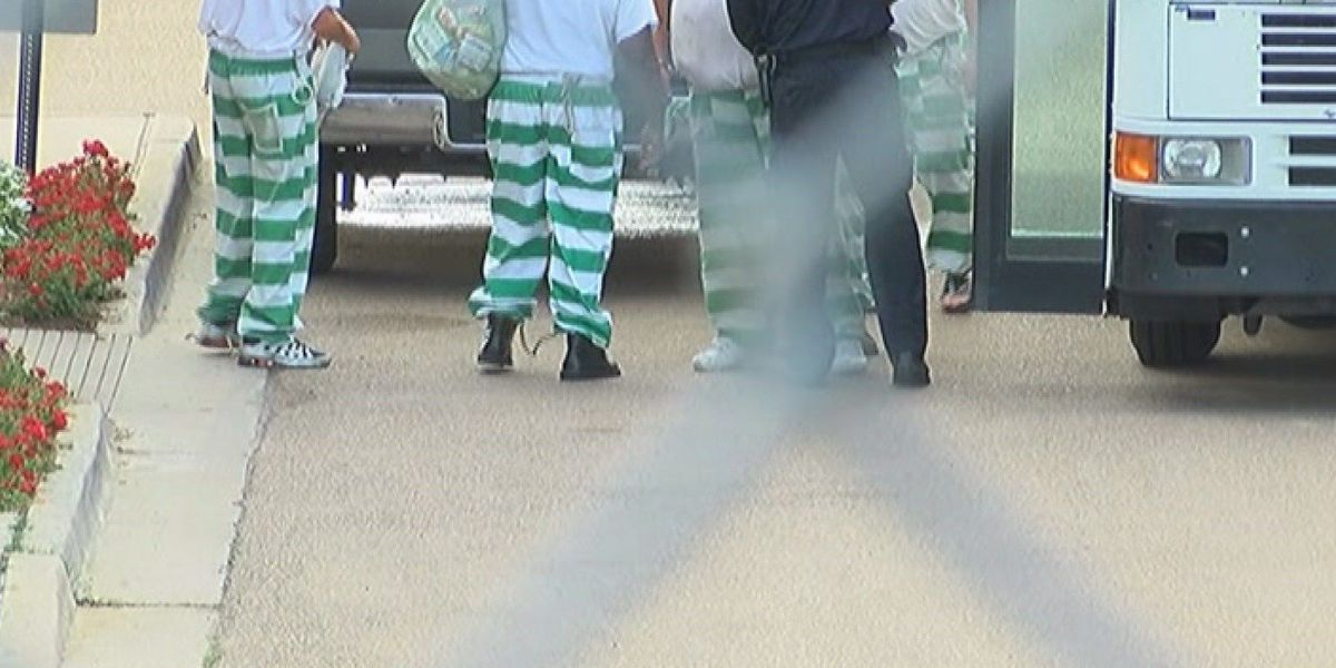 Jones County DA Judge Say MDOC Inmates Are Being Released