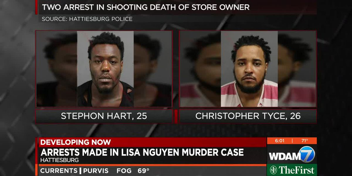 2 more charged in slaying of Miss. grocery store owner