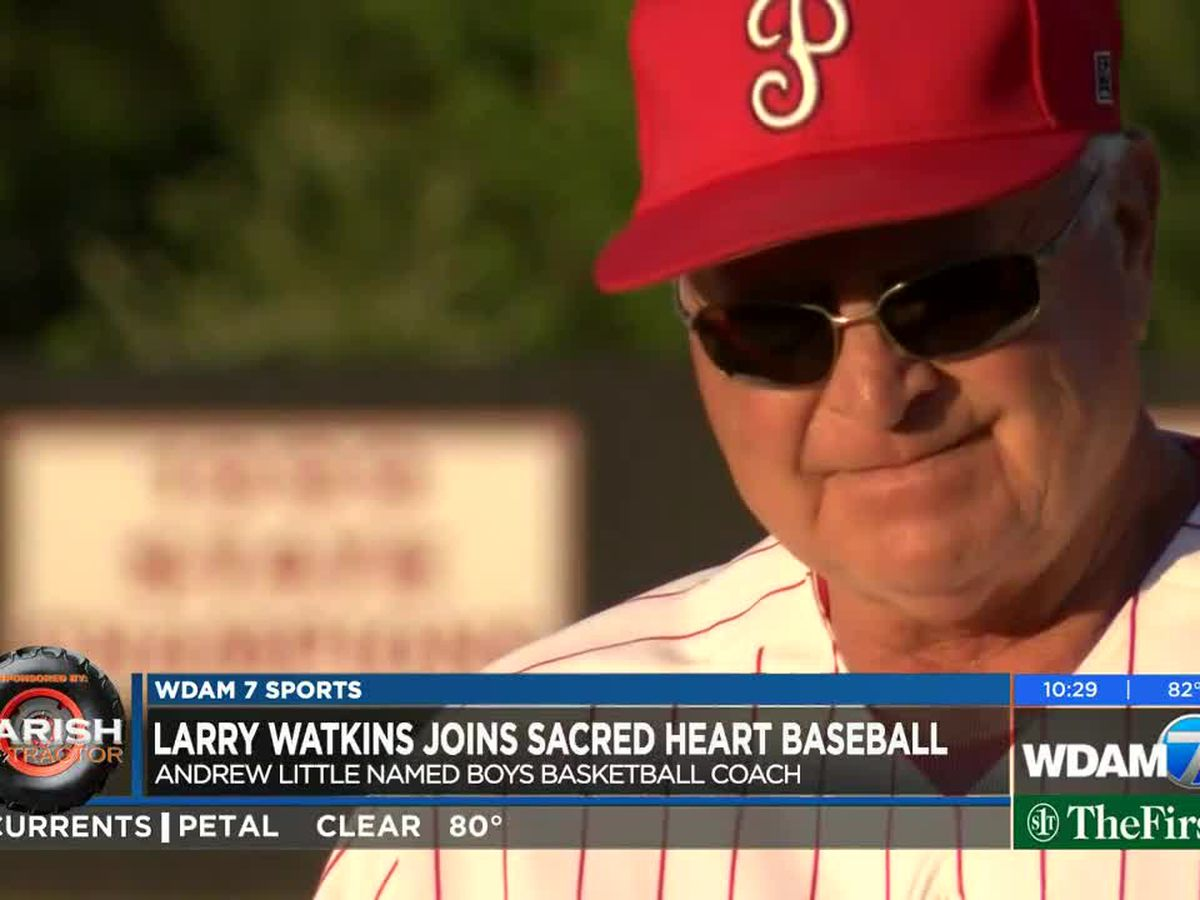 Larry Watkins returns to coaching at Sacred Heart