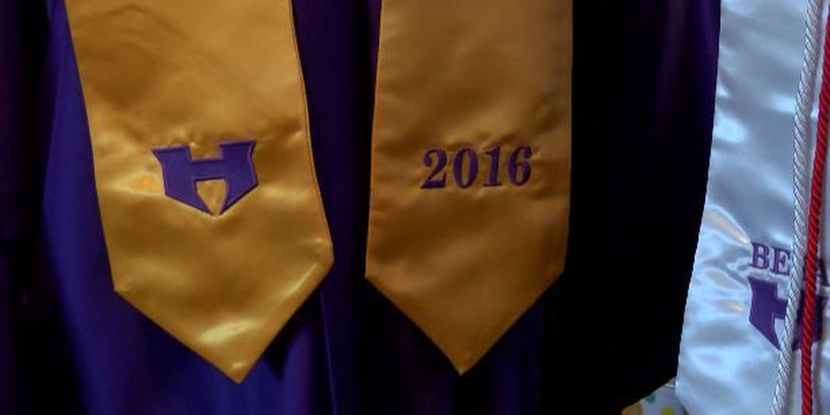 One year later, Hattiesburg High student inspires senior class