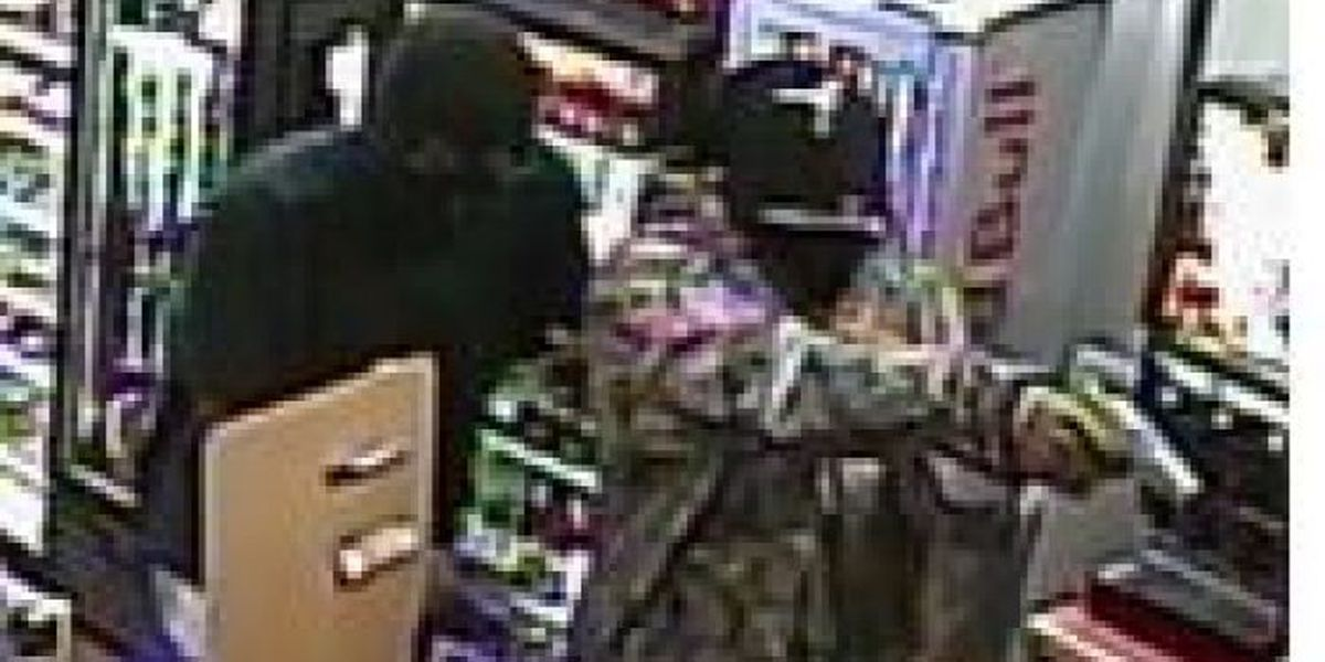 Two suspects sought in connection with Hub City armed robbery