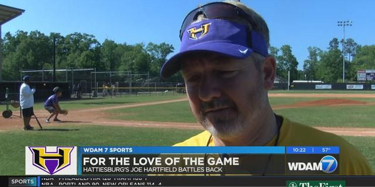 HHS baseball coach shows team what it means to fight