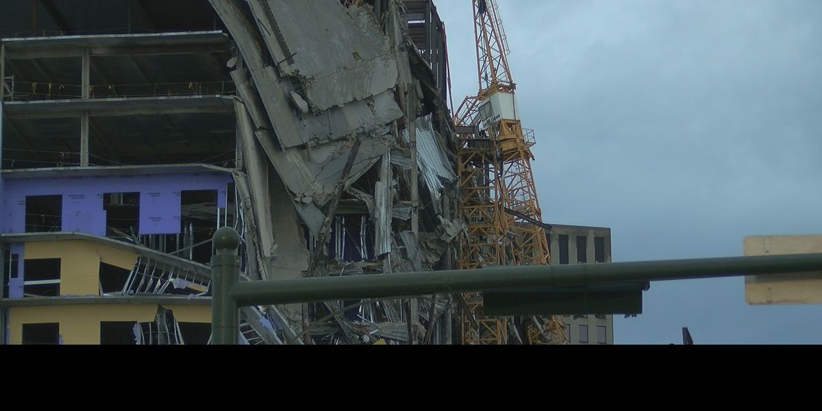 Engineer estimates weeks until remains recovered from Hard Rock collapse site