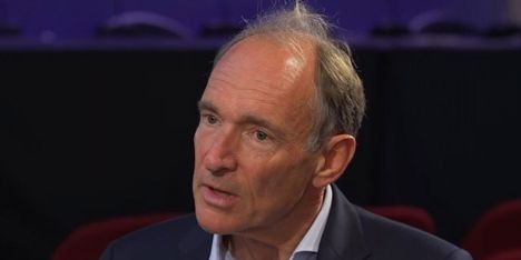 World Wide Web turns 30; inventor laments web isn't serving humanity well