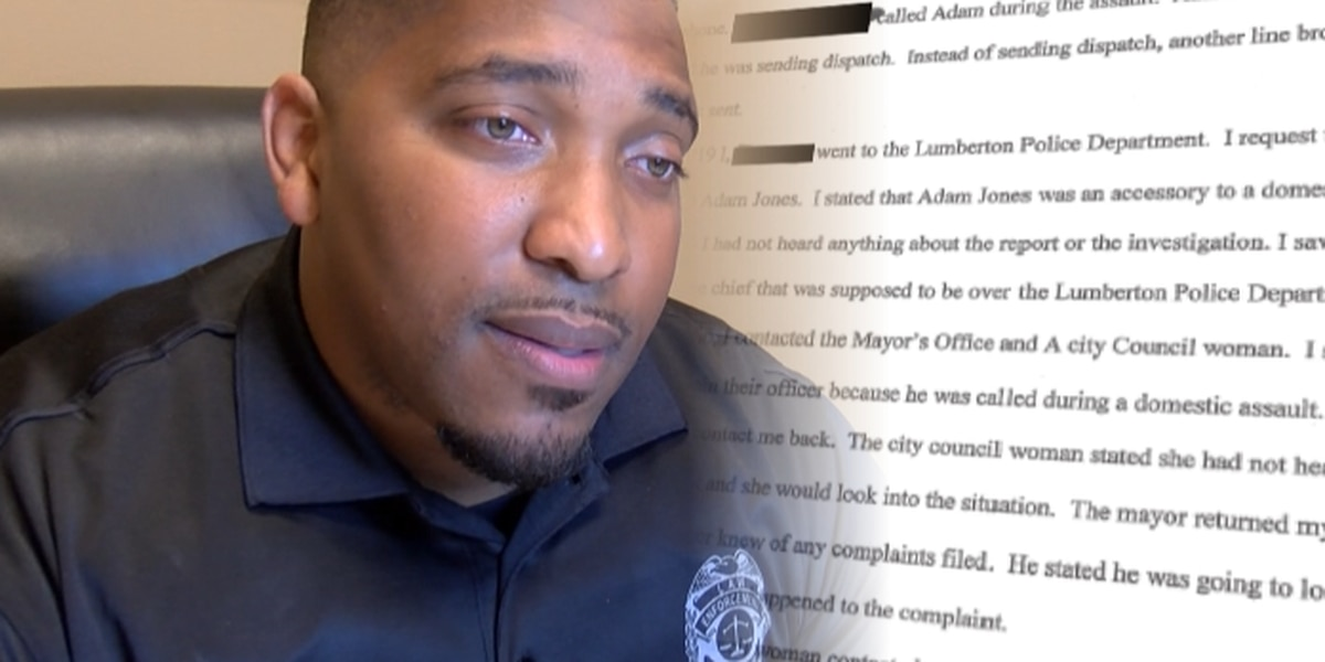 WDAM Investigates: Chief concerns in Lumberton