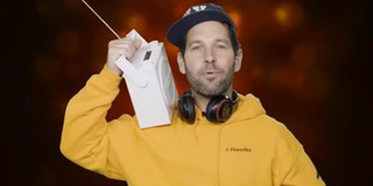 'Certified young person' Paul Rudd teams up with N.Y. Gov. Cuomo for mask-wearing PSA