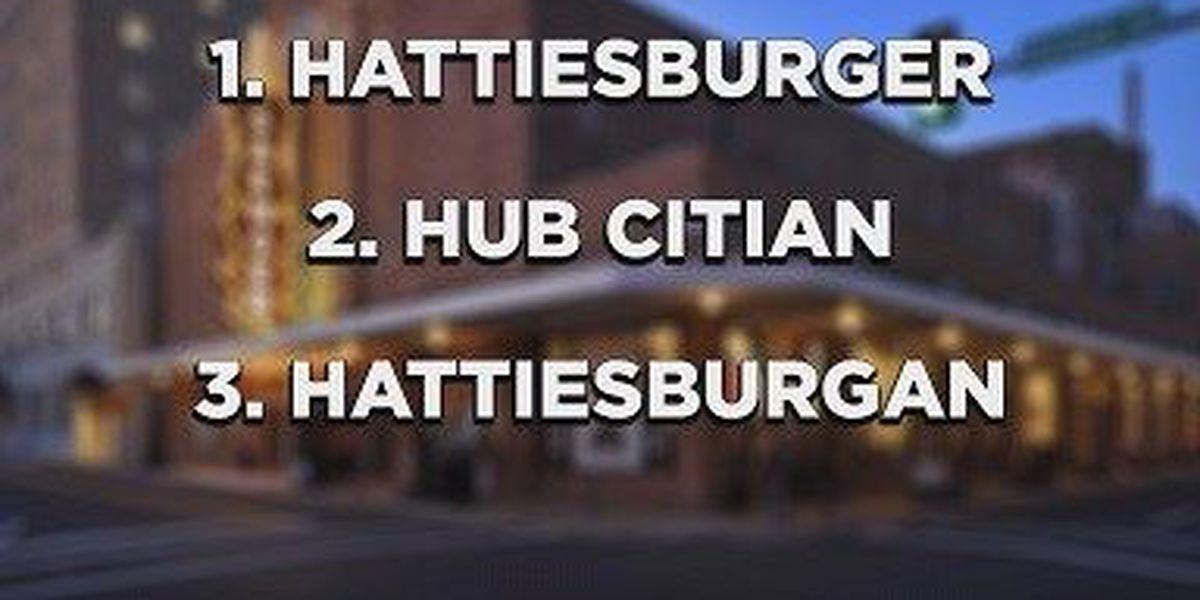 'Hattiesburger' new demonym for Hub City residents
