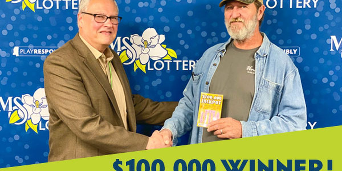 $100K winning lottery ticket sold in Ridgeland