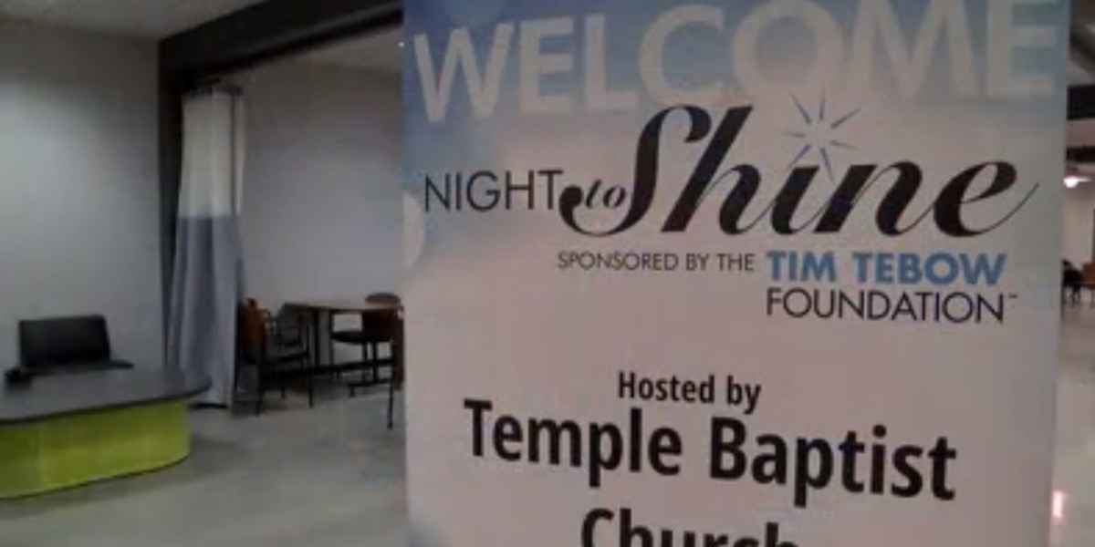 Night to Shine event brings out hundreds in Hattiesburg