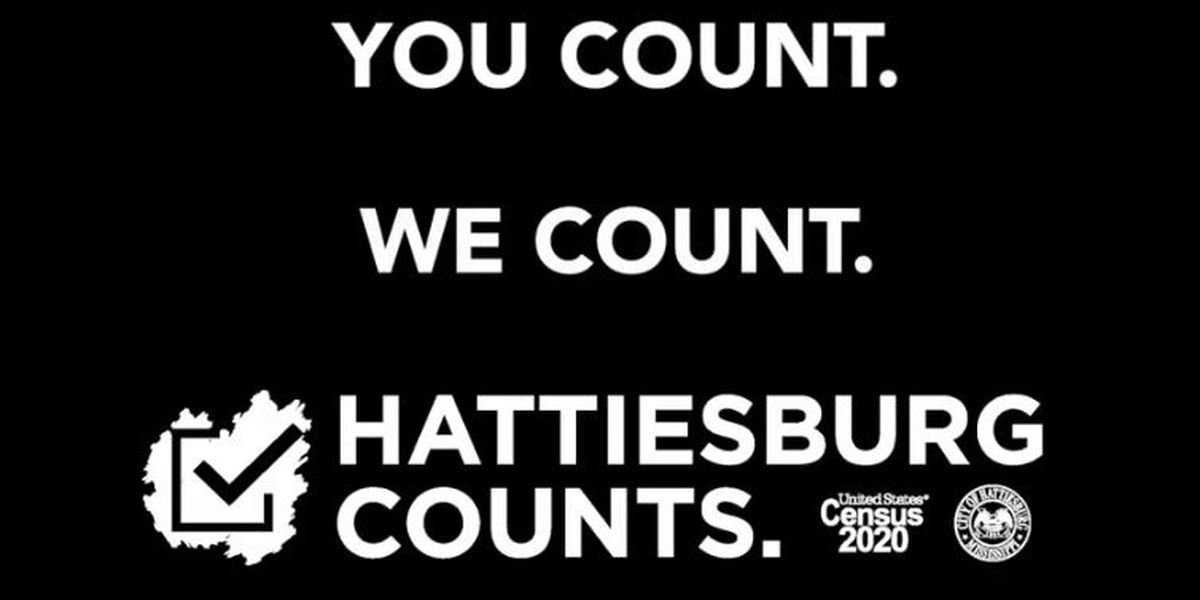 Hattiesburg launches Census campaign