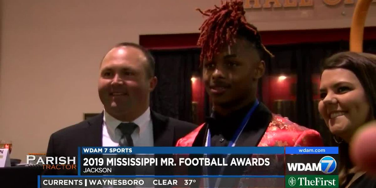 "South Mississippi well-represented at ""Mr. Football"" Awards"