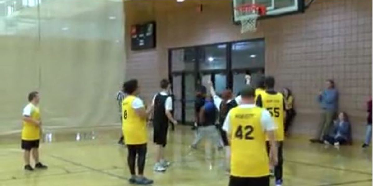 Southern Miss hosts Special Olympics basketball tournament