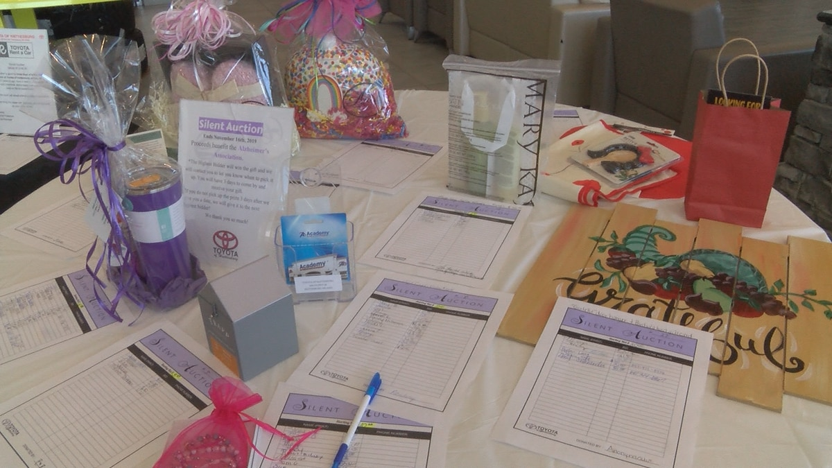 Toyota of Hattiesburg raises funds for Alzheimer's research