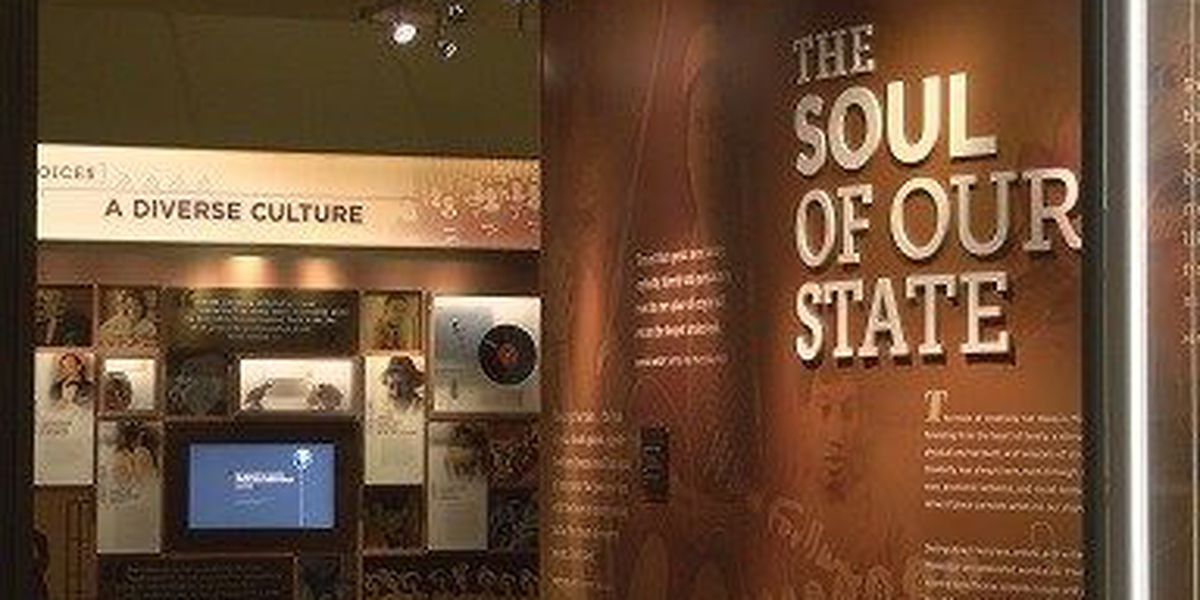 Museum of Mississippi History covers 15,000 years of state history