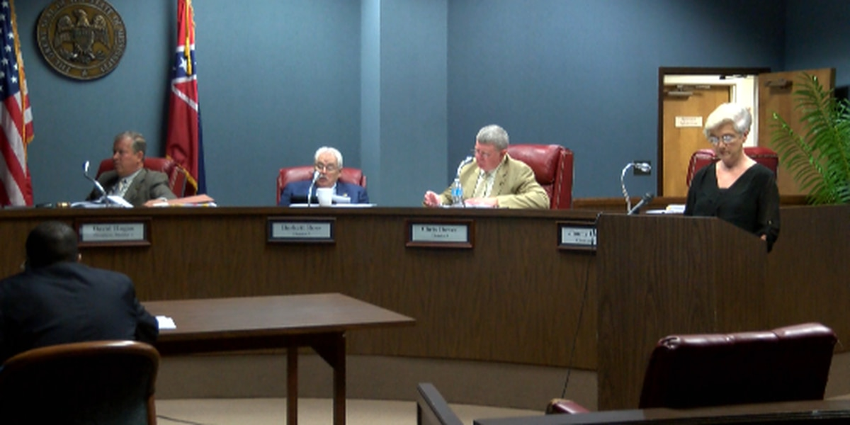 Budget announced for Forrest County, taxes increase