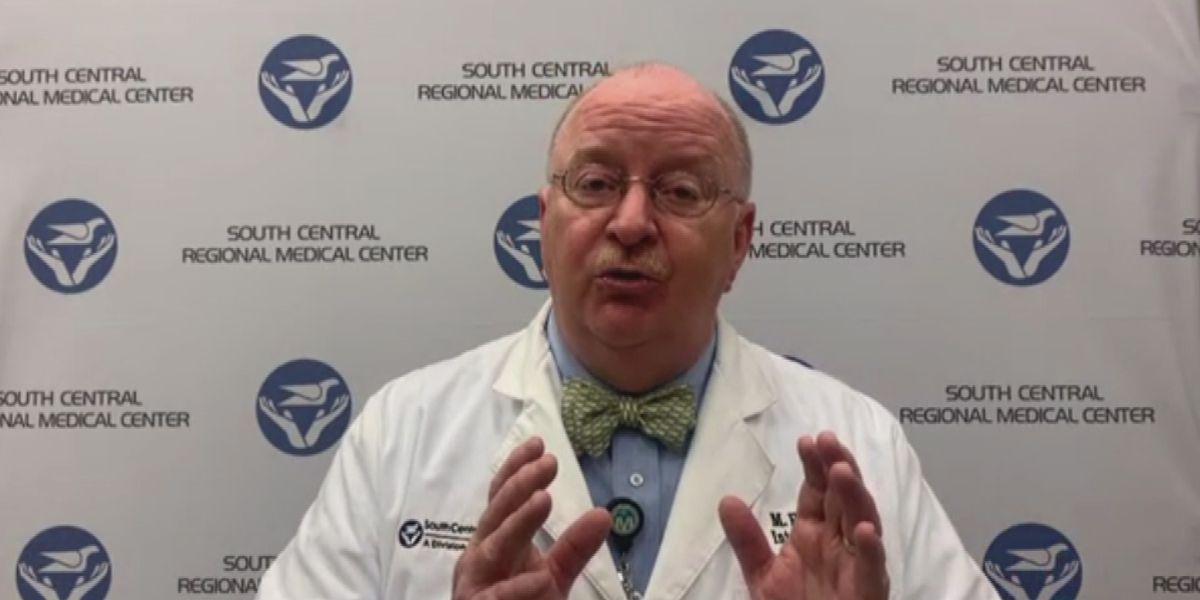 Local health experts discuss herd immunity