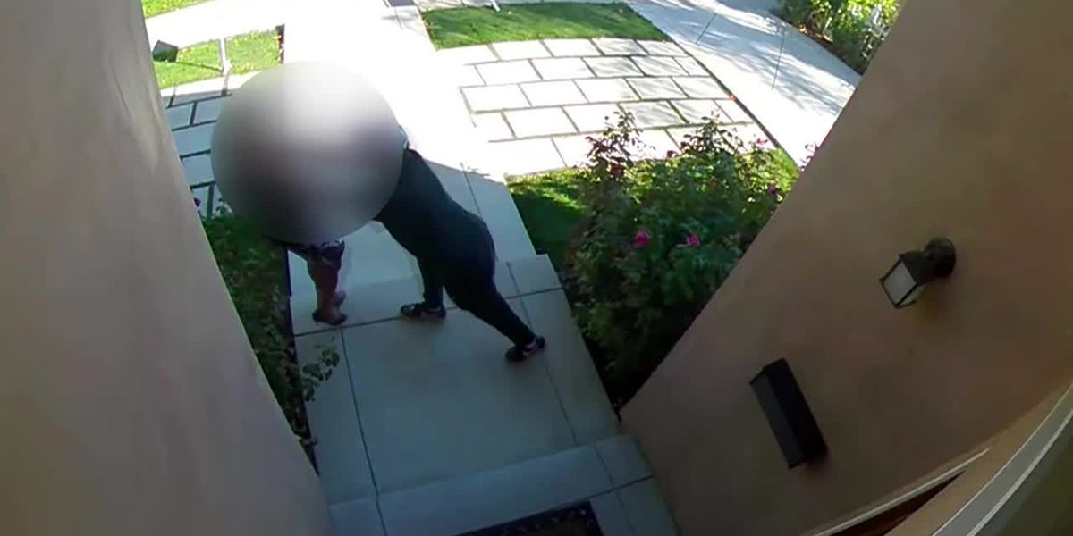 GRAPHIC: Real estate agent attacked on camera at Calif. open house
