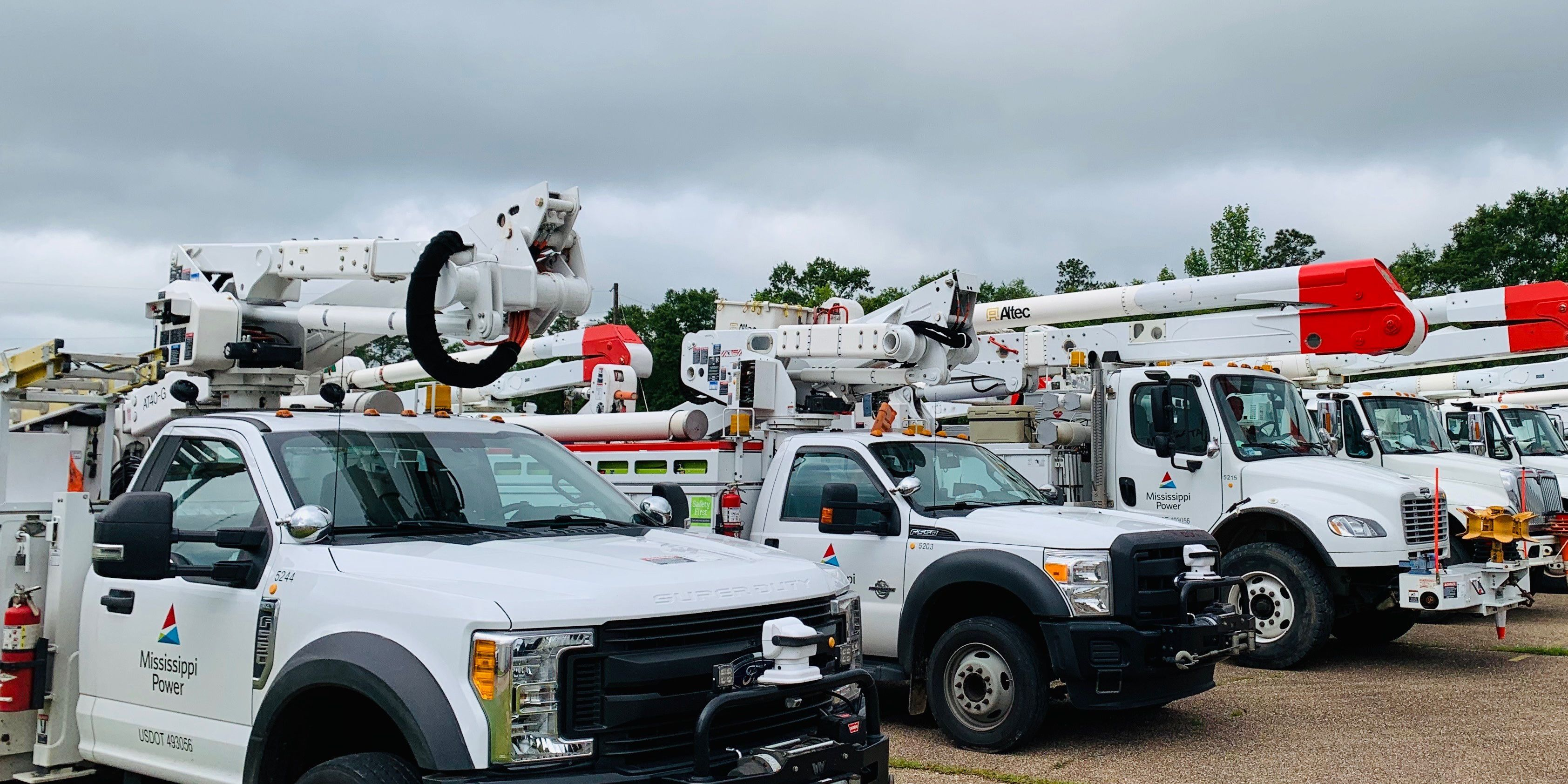 Mississippi Power storm team departs for Georgia ahead of Tropical Storm Isaias