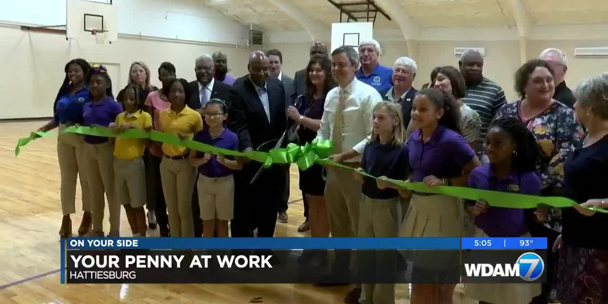 Thames Elementary completes renovations of gym