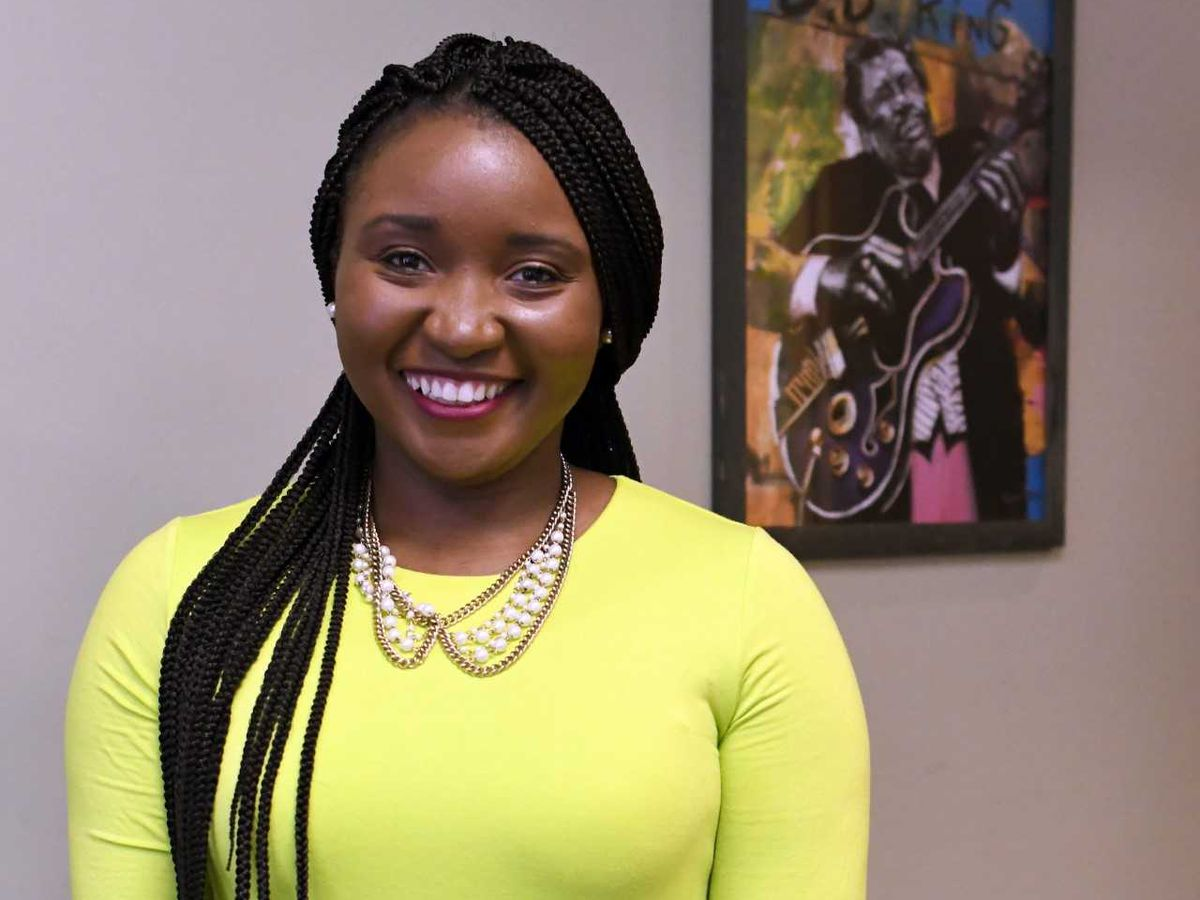 Hattiesburg native receives professional development scholarship