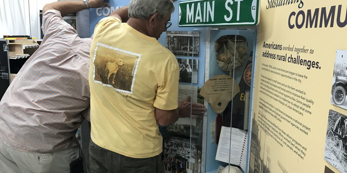 "Mount Olive preparing to host ""Crossroads"" exhibit"