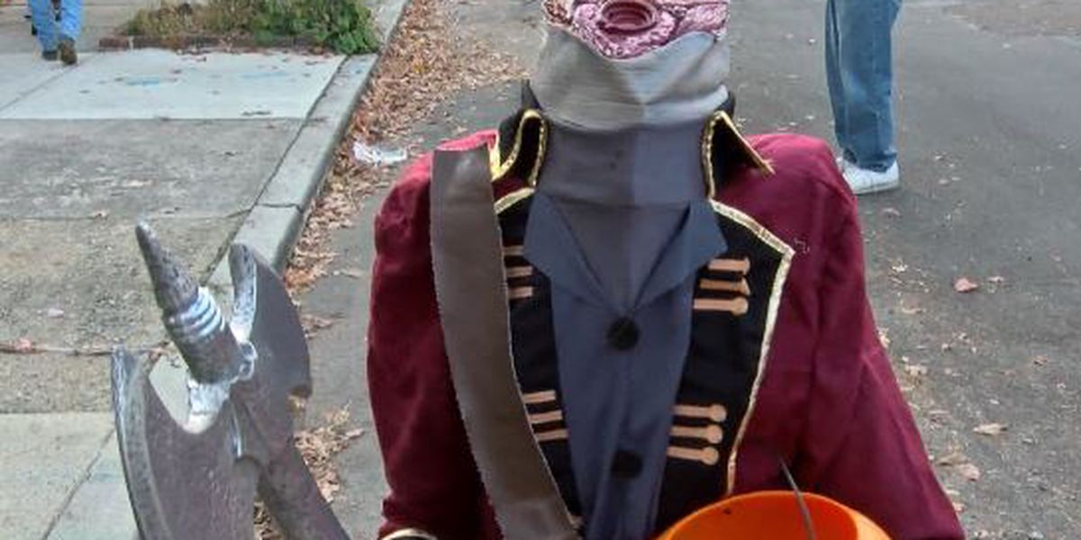Forrest Co. Sheriff's Dept. offers Halloween safety tips