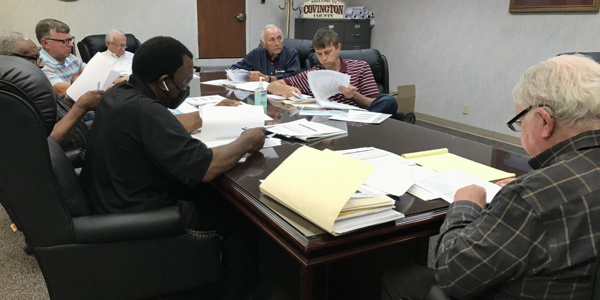 2 companies submit bids to run new Covington Jail kitchen
