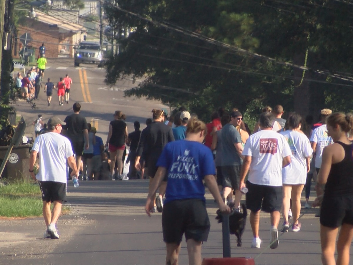 First 5K for Life raises funds for suicide prevention
