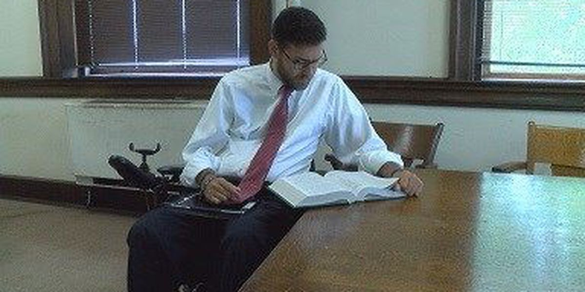 Jones athlete paralyzed in accident tries first case as law intern