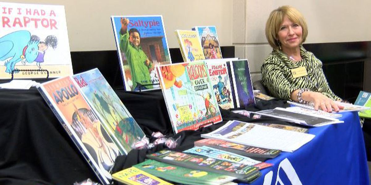 Annual children's book festival kicks off at USM