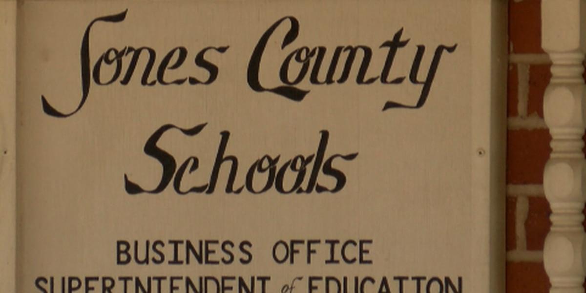 Jones County School District finds new event security