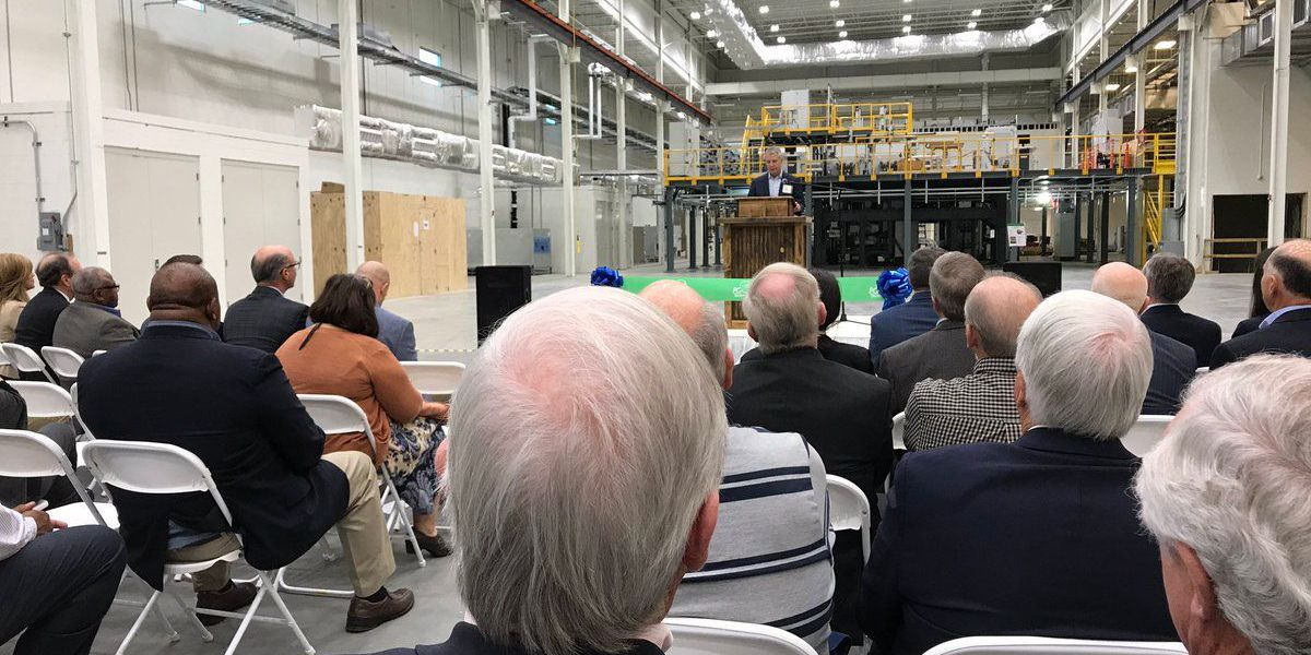 State-of-the-art coating facility opens its doors in Ellisville