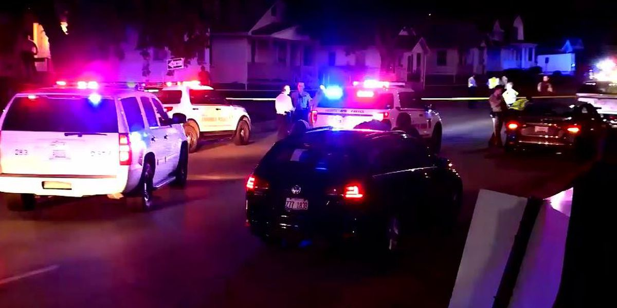 Girl, 12, hit by police car during chase in St. Louis