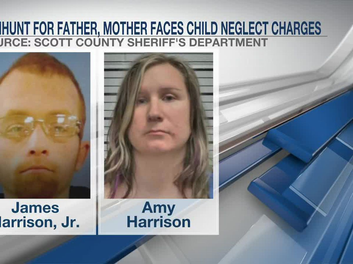 Manhunt continues for man wanted in Scott Co. toddler death