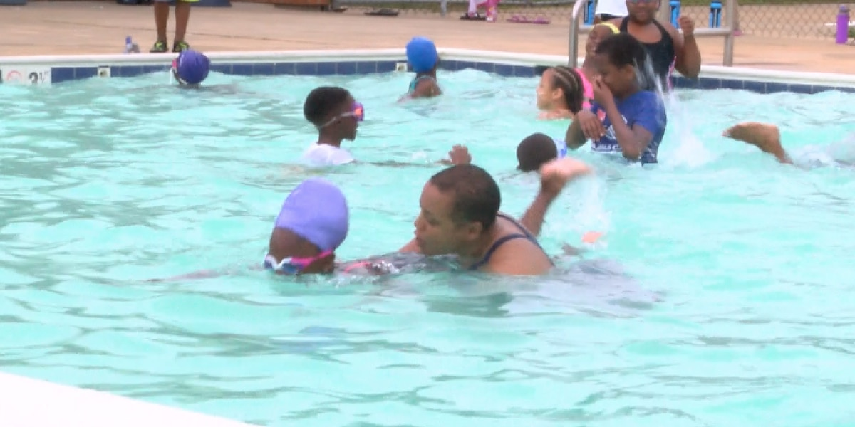 Hattiesburg offers public swimming pools for one dollar