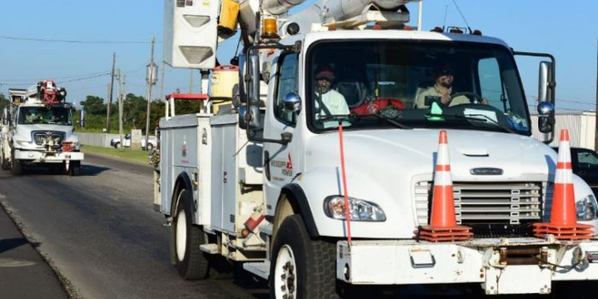 Mississippi Power employees to aid Ga. hurricane victims