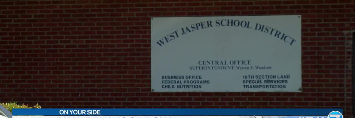 West Jasper School District planning improvements with federal funds