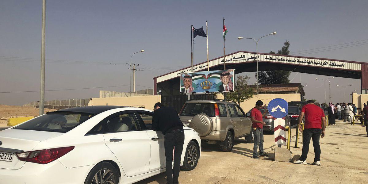 Jordan, Syria hail reopening of border crossing