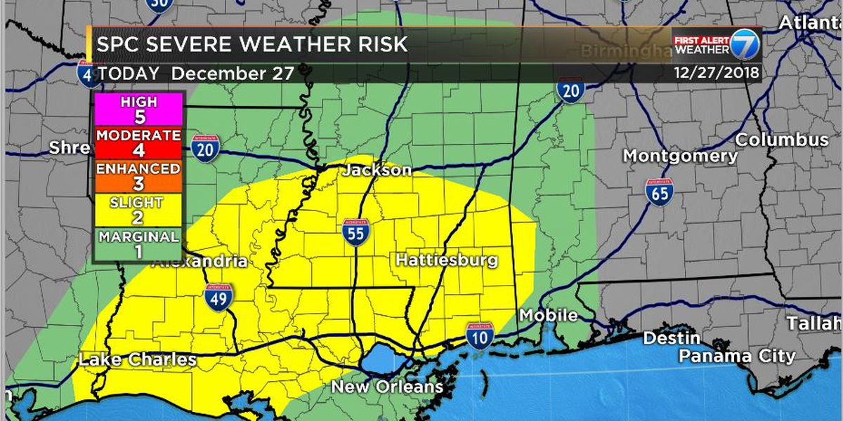 First Alert: Rain to continue into Friday morning