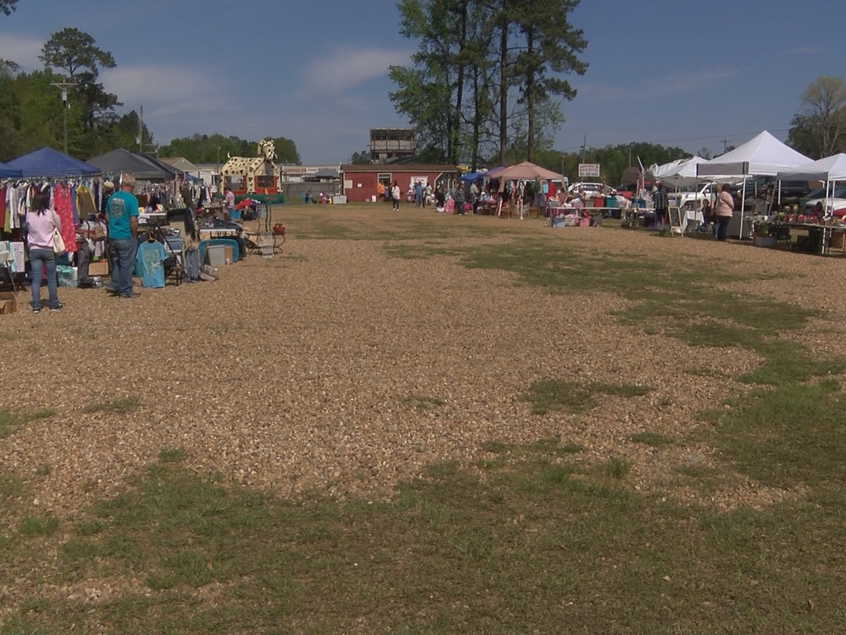 Petal's New Hope shelter benefits from annual flea market