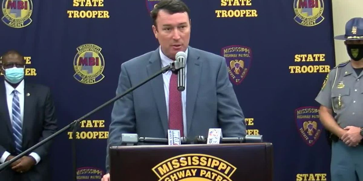 Commissioner of the Mississippi Department of Public Safety discusses first 120 days