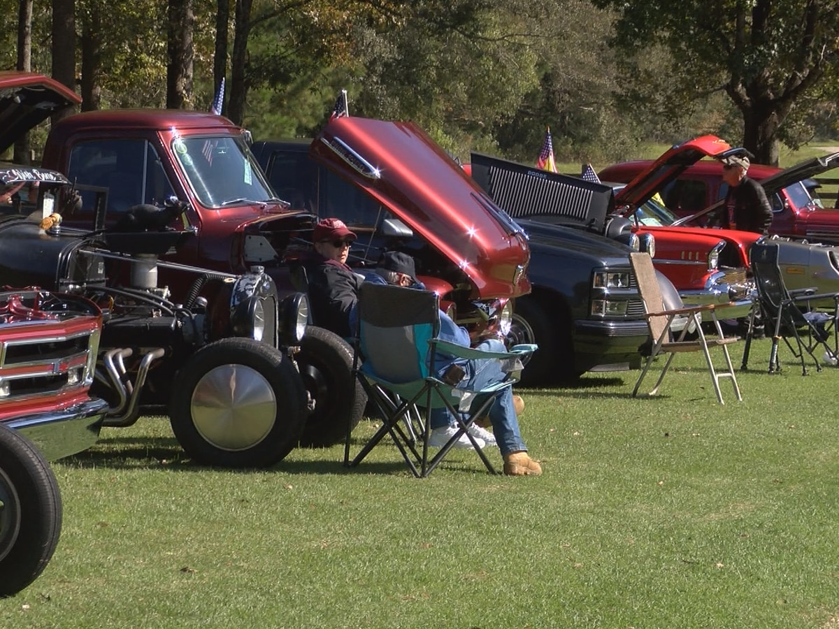 6th annual Columbia picnic raises money for wounded veterans