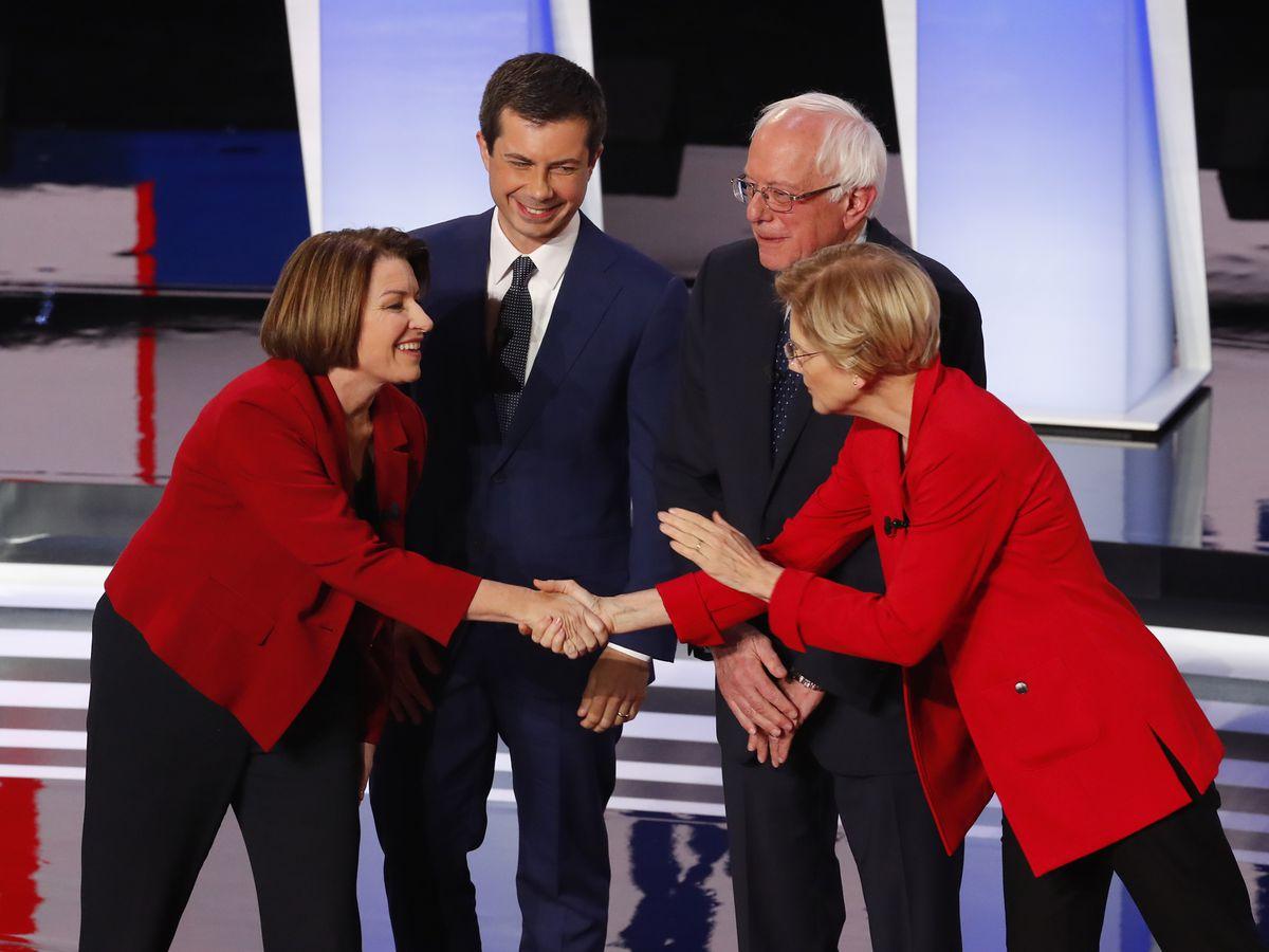 NY Times endorses Klobuchar, Warren in Democratic contest for president