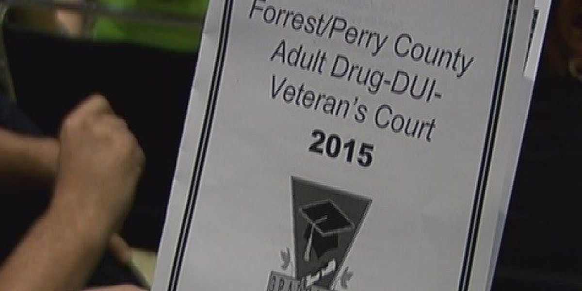 Drug/DUI Court graduates thankful for second chance