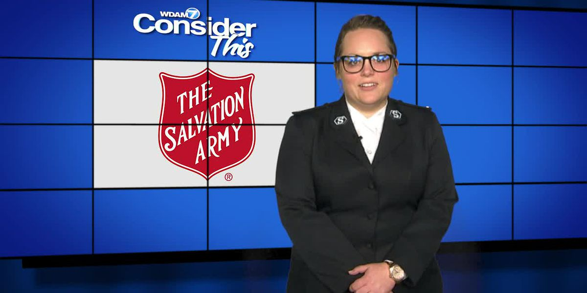 Consider This: Adopt a Salvation Army Angel Tree angel