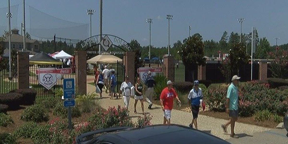 2015 Dixie Youth World Series boosts local economy